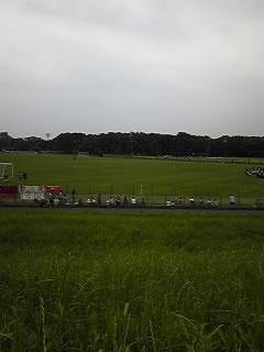 クラブユース関東vs柏レイソルU-18@レッズランド