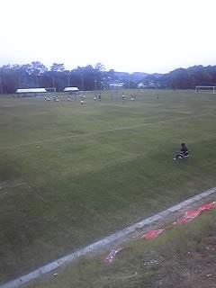 クラブユース関東vs横河武蔵野FCユース@那須スポーツパークあかまつフィールド