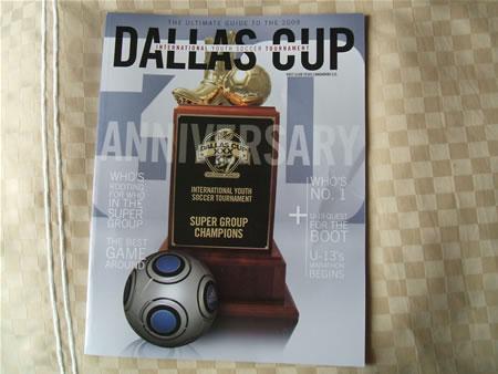 ダラスカップ公式プログラム