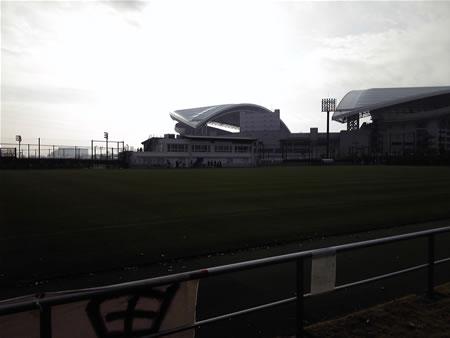 埼玉スタジアム第2グラウンド