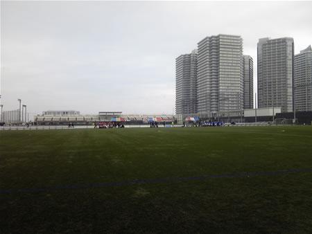 横浜F・マリノスMM21トレーニングセンター