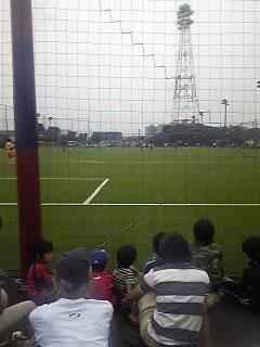 プリンスリーグvsFC東京U-18@東京ガス武蔵野苑多目的グランド