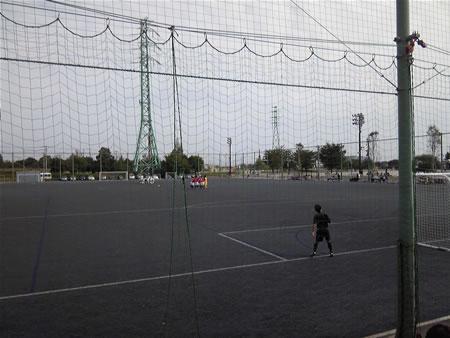 埼スタ第4グラウンド2010年10月17日