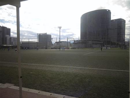 横浜みなとみらいスポーツパーク2010年11月23日