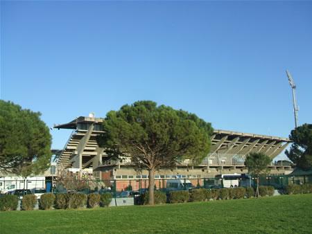 Stadio Carlo Castellaniスタジアム外観