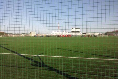 清瀬内山運動公園サッカーグラウンド