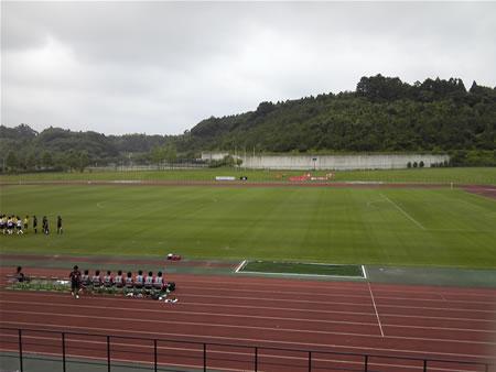 千葉県総合スポーツセンター東総運動場