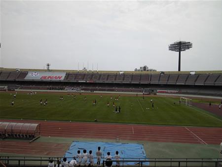 さいたま市浦和駒場スタジアム