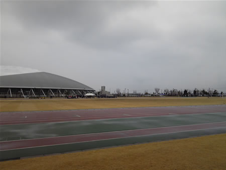 熊谷スポーツ文化公園補助競技場