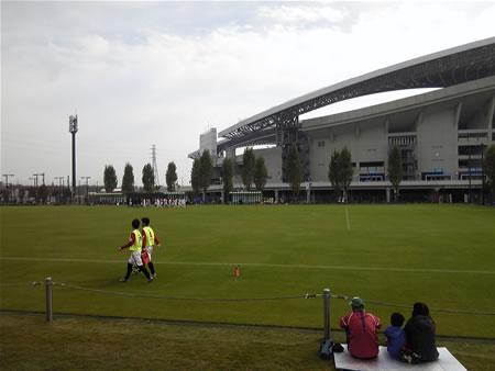 埼玉スタジアム第3グラウンド