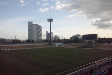 名古屋市港サッカー場