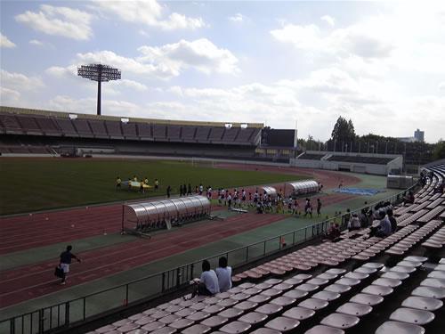 さいたま市浦和駒場スタジアム2010年9月18日