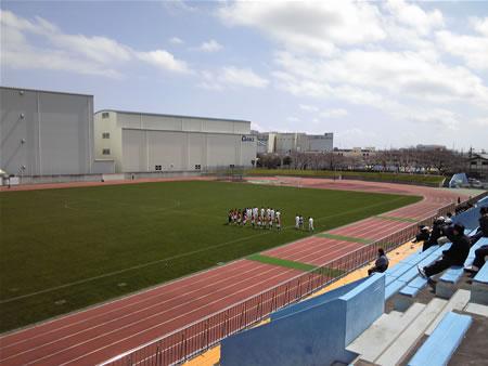 静岡県清水総合運動公園陸上競技場
