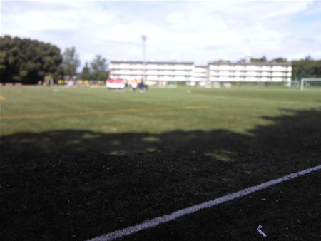 日立柏スタジアムサブグラウンド2010年10月3日