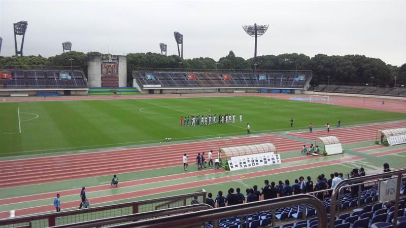 平塚競技場2011年9月20日