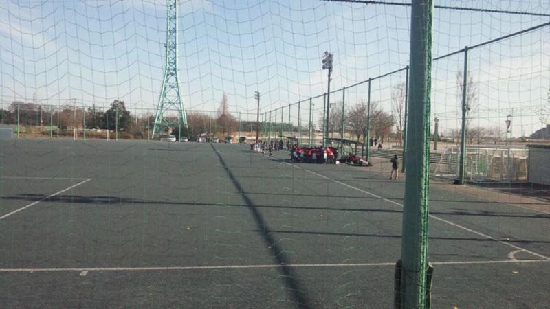埼玉スタジアム第4グラウンド2011年12月28日