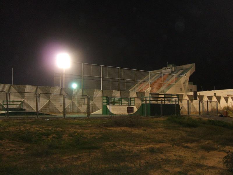 イスラエル/ネス・ジヨナ・スタジアム/Nes ZiyonaStadium2011年12月13日