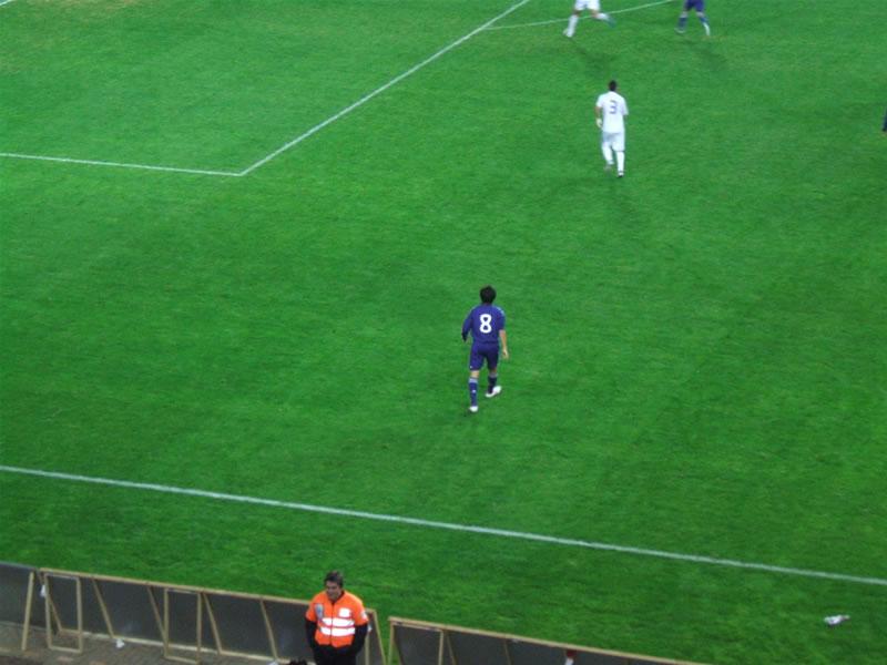 イスラエル/ペタフ・チクヴァ・スタジアムPetah Tikva Stadium2011年12月15日