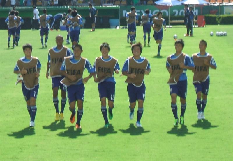 メキシコ(モンテレイ)/Monterrey Estadio Universitario2011年6月18日