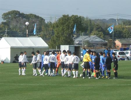 U17日本代表宮崎合宿