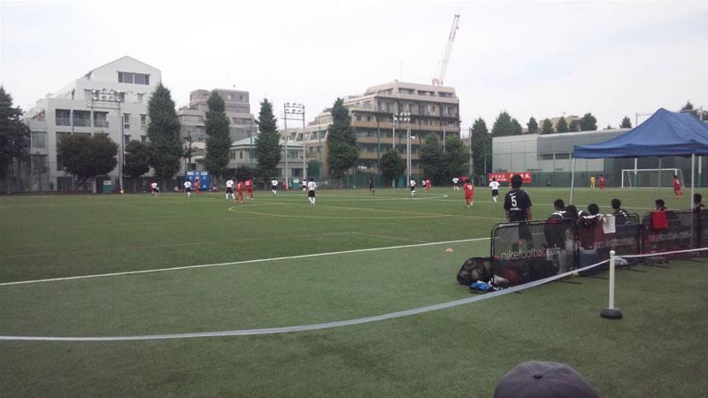 三菱養和会 巣鴨スポーツセンターグラウンド2011年7月3日