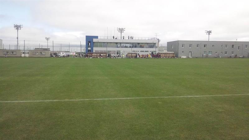 札幌サッカーアミューズメントパーク(天然芝)2011年7月10日