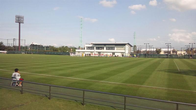 埼玉スタジアム2002第2グラウンド2011年9月11日