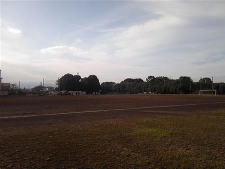 鶴ヶ島清風高校グラウンド2010年10月23日