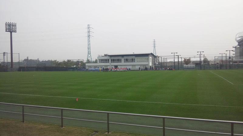 埼玉スタジアム第2グラウンド2011年11月5日