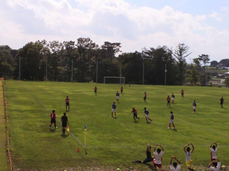 那須スポーツパーク2012年6月23日