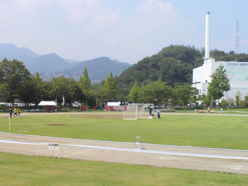 那須スポーツパーク2012年6月24日