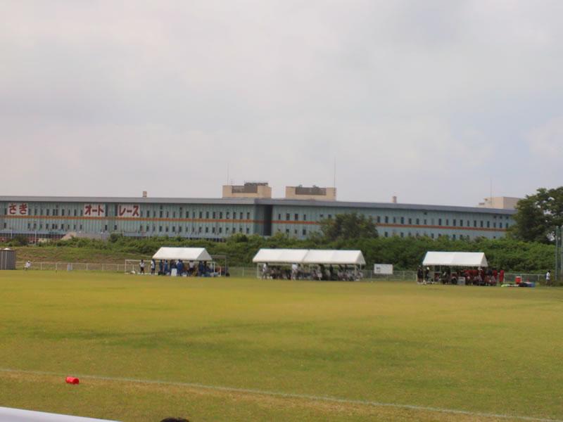 前橋市下増田運動広場2012年7月31日