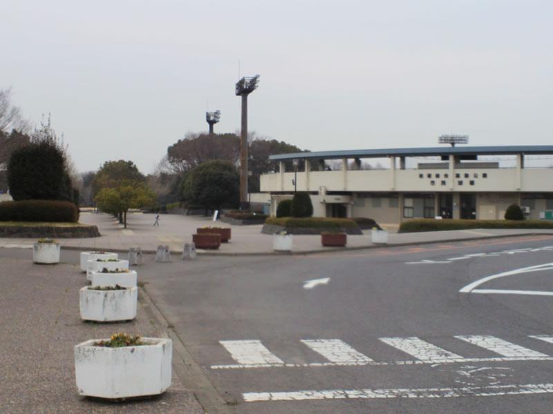 前橋総合運動公園サッカー場