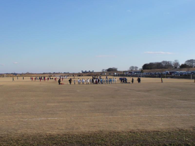 2012年12月24日葛和田サッカー場