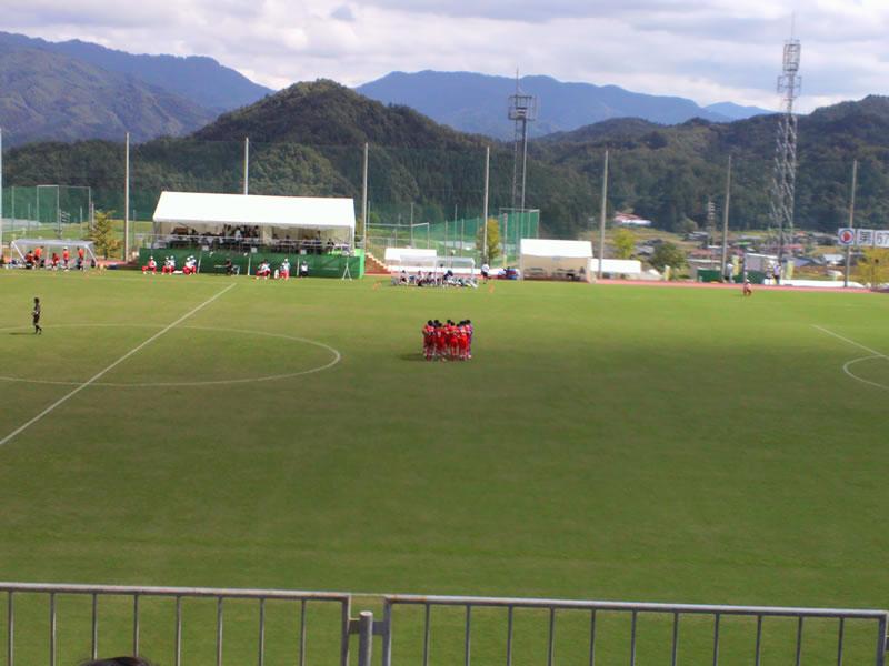 飛騨古川ふれあい広場2012年10月2日
