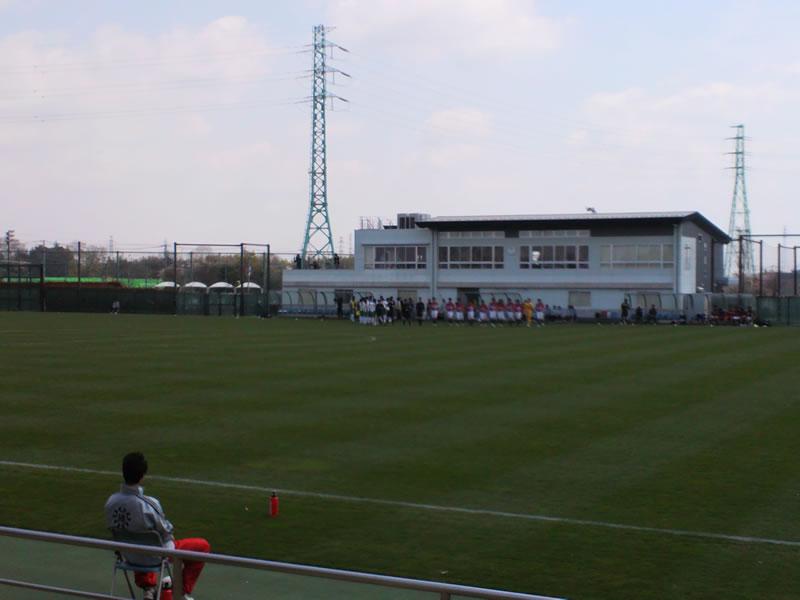 埼玉スタジアム2002第2グラウンド2012年4月15日