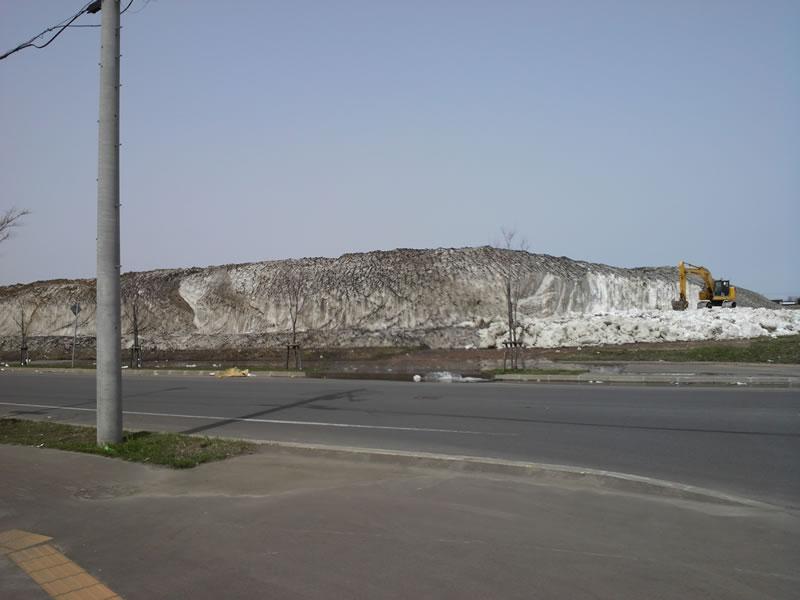 札幌サッカーアミューズメントパーク2012年4月29日