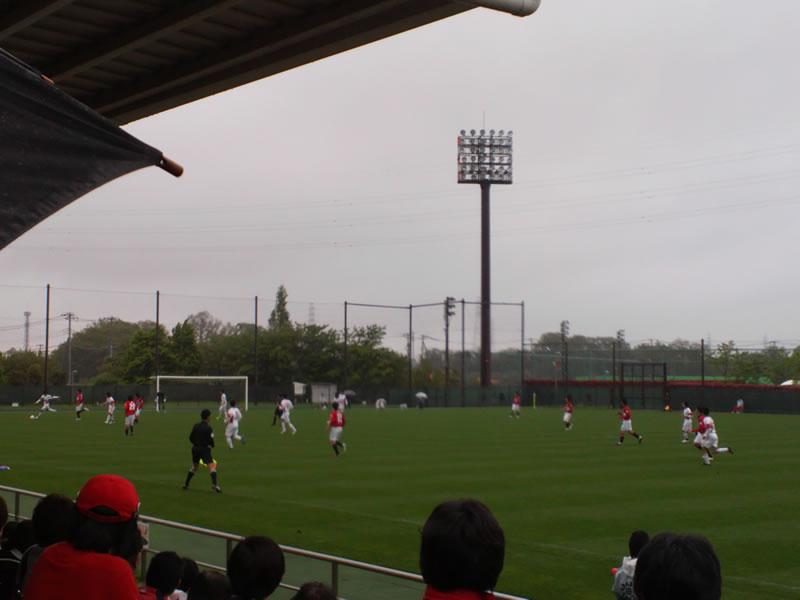 埼玉スタジアム第2グラウンド2012年5月3日