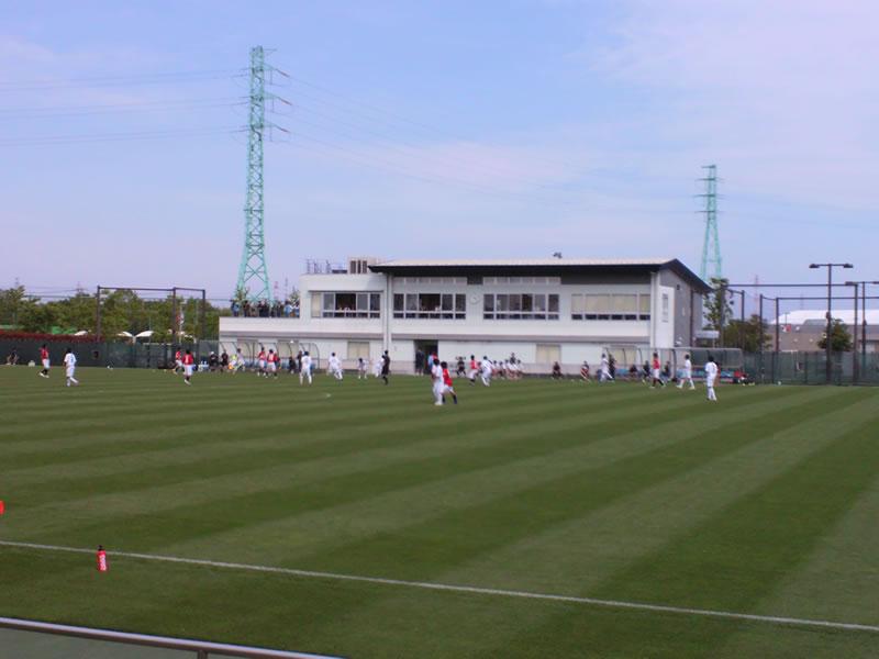 埼玉スタジアム2002第2グラウンド2012年5月13日