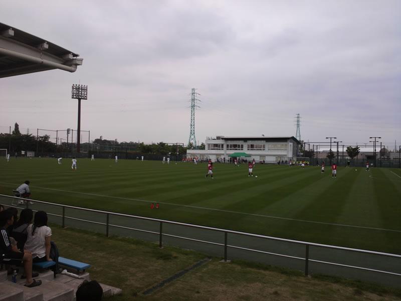 埼玉スタジアム2002第2グラウンド2012年7月1日
