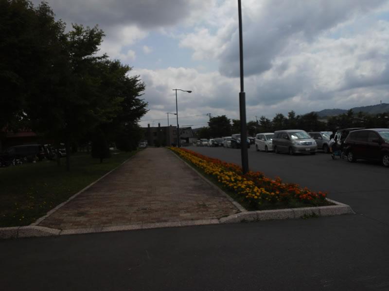 旭川忠和公園サッカー場2012年7月22日