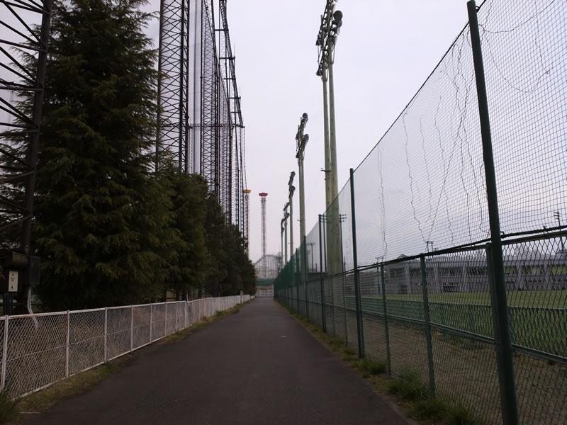 ヴェルディグラウンド2012年4月22日