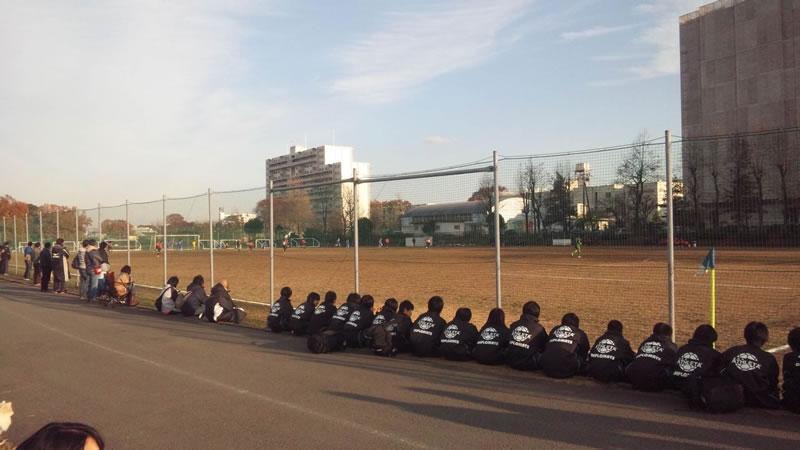 黒須市市民運動場サッカーグラウンド