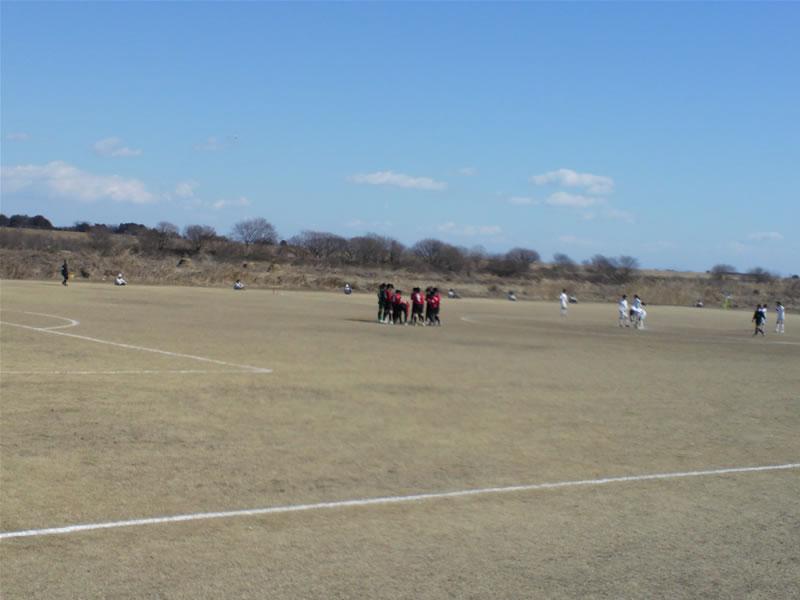 利根川大野サッカー場
