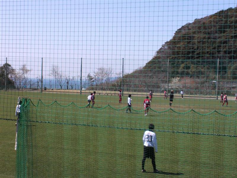 蛇塚グラウンド南2012年3月29日