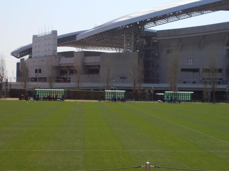 埼玉スタジアム2002第3グラウンド2012年4月5日
