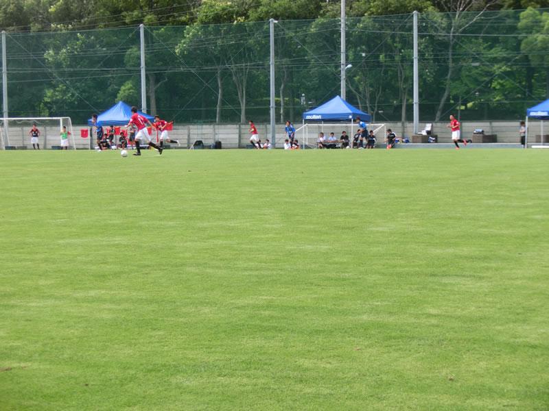 FC東京深川グラウンド2013年6月30日