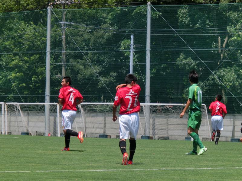FC東京深川グラウンド2013年7月7日