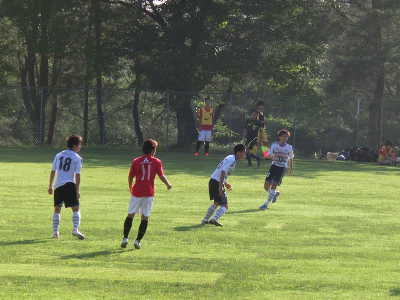 那須スポーツパーク中央グラウンド2013年6 月22日