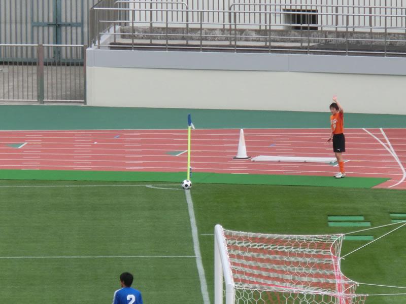 浦和カップ2013決勝 市立浦和高校vs桐生第一高校2013年4月5日